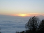 Lago Pusiano e Nebbia al Cornizzolo